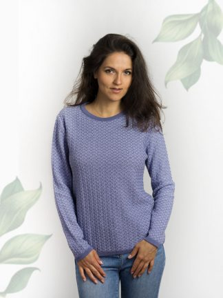 fancy knitting cotton summer sweater, casual knitwear apparel